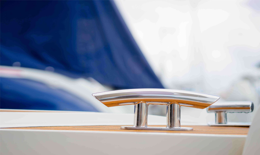 yachting white blue seas